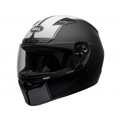 BELL Qualifier DLX Mips Helm Rally Matte Black/White