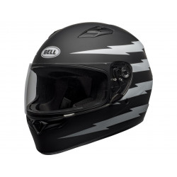BELL Qualifier Helm Z-Ray Matte Black/White