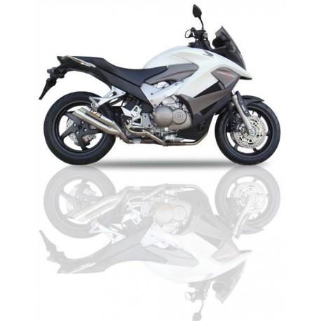 Echappement Ixil Dual Hyperlow - Honda VFR 800 X Crossrunner 11-14