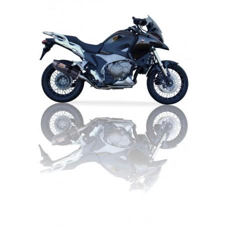 Auspuff Ixil Hexoval Xtrem carbon - Honda VFR 1200 X Crossrunner 12-16