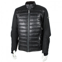 Harisson helmet Corsair Snooker black white brilliant size L