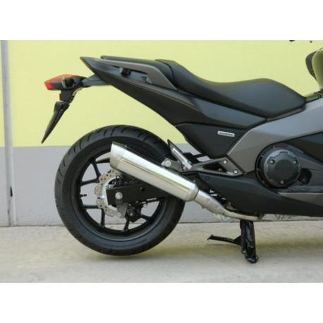 Echappement Spark EVO5 - Honda NC 700 / 750 X - S - D / NM4 Vultus 2012-15