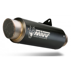 Auspuff Mivv GP Pro - Ducati Scrambler 800 15-20 | Black