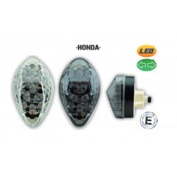 Clignotants à Led Moto-Parts Carénage - Honda