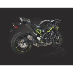 Auspuff Ixrace MK1 Black - Kawasaki Z900 2020 -21