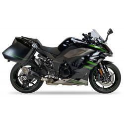 Auspuff Ixrace MK01 Series Black - Kawasaki Ninja 1000sx 2020 /+