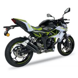 Auspuff Ixil Dual Hyperlow - Kawasaki Ninja 125 2018-20 // Z125 2018-20