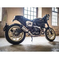 Auspuff GPR - Ducati scrambler 800 2015-16