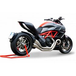 Exhaust Hpcorse Hydroform Factory Line - Ducati Diavel 2011-16