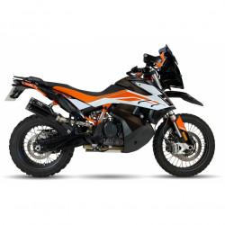 Echappement Ixil Dual Xtrem für KTM Duke 790 Adventure 19-20