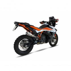 Echappement Ixil Race Xtrem pour KTM Duke 790 Adventure 19-20   Carbon