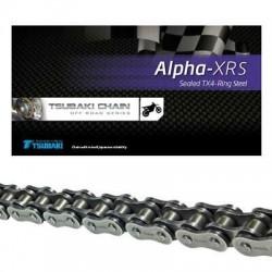 Kit Chaîne Tsubaki 525 Alpha XRS pour Yamaha MT07 14/+ // XSR 700 16/+