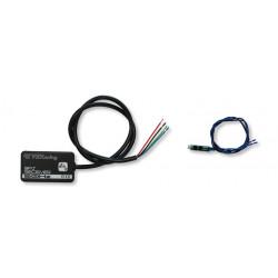 Récepteur GPS LapTronic LP600 PZRacing - Yamaha YZF -R1 (OEM HARNESS) 2009-14