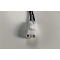 Câble adaptateur lumière de plaque d'immatriculation pour Kawasaki vieux modèles