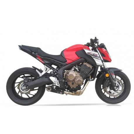 Komplettanlage Ixil SX1 für Honda CB650F / CBR650F 14/18 // CB650R 19/+ // CBR650R 19/+
