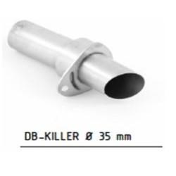 Db-Absorber racing 35 mm - Hpcorse hydroform
