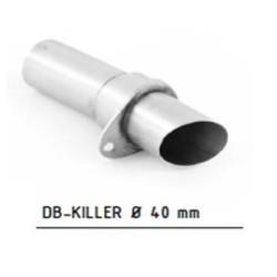Db-Absorber racing 40 mm - Hpcorse hydroform