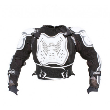 Shell Chest protection complete - White Design