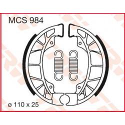 Mâchoires de frein / Lucas MCS984