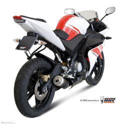 Full line Mivv GP - Yamaha YZF-R 125 2008-13
