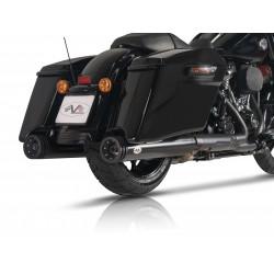 Exhaust Vperformance Revolver - Harley Davidson Touring 2021 /+