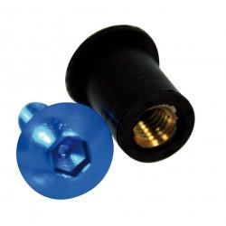 KITvisserie de carénage/bulle bleu