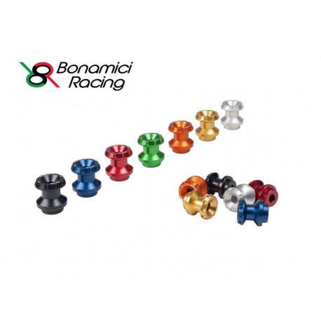 Swing arms spool M8 black Bonamici Racing