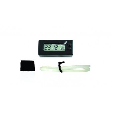 Digital Clock on the handle bar