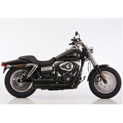 Full line Falcon Double Groove Black - Harley-Davidson Dyna ...