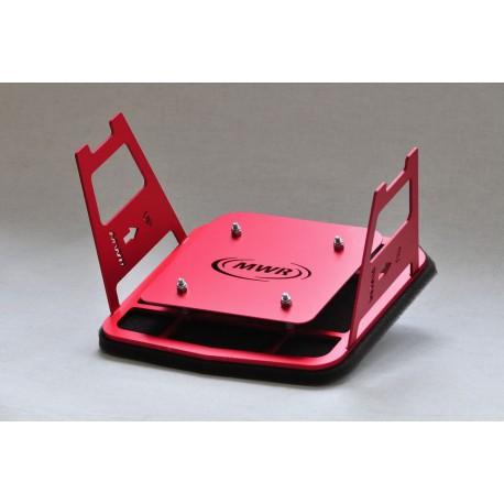 Sportluftfilter MWR High Efficient Complete kit - Ducati 899/959/1199/1299 Panigale