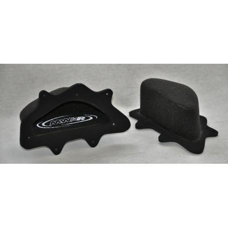 Filtre à air MWR avec Rubbersealing - Ducati 749 / 999 BIP/S/R