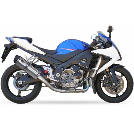 Exhaust Ixil Hexoval Xtrem Evolution 4/1 - Suzuki GSX-R 1000 07-08