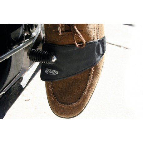 Motorcycle shifter shoe boot protector