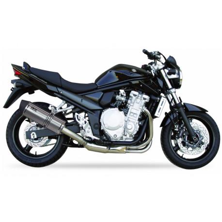 Exhaust Ixil Hexoval Xtrem- Suzuki GSF 1250 N Bandit // GSX 1250 FA 07-16