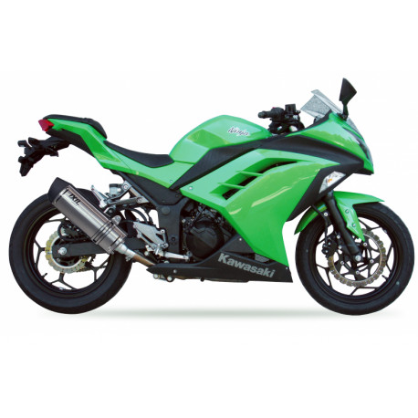 Exhaust Ixil Hexoval Xtrem Evolution - Kawasaki Ninja 300 / Z300 13-16
