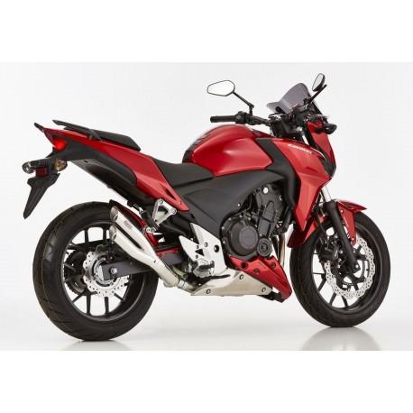 Exhaust Hurric Pro2 for Honda CBR 500 R / CB 500 FA 13-15 // CB 500 XA 13-16 (PC44,PC45,PC46)