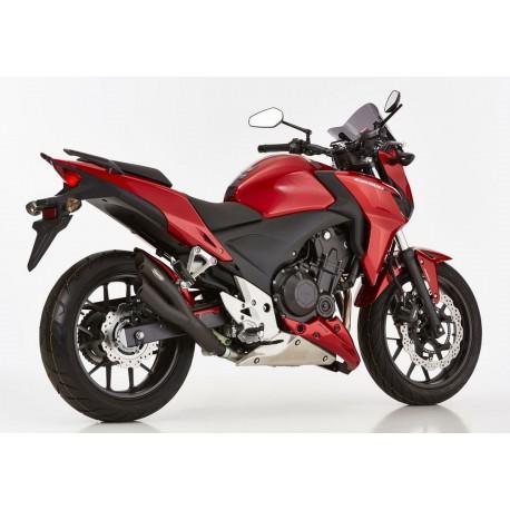 Exhaust Hurric Pro2 for Honda CBR 500 R // CB 500 F / FA / X 17-18