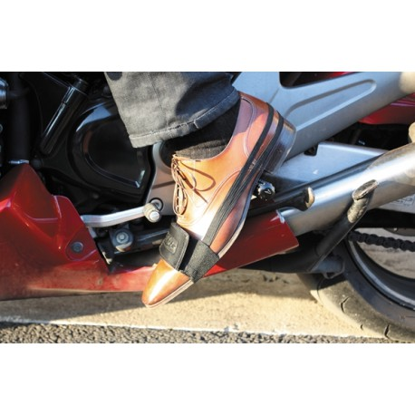 Motorcycle shifter shoe boot protector Deluxe