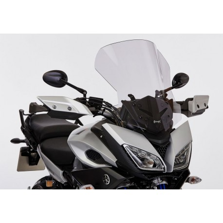 Bulle Touring fumé claire Ermax -Yamaha MT-09 Tracer 15-17