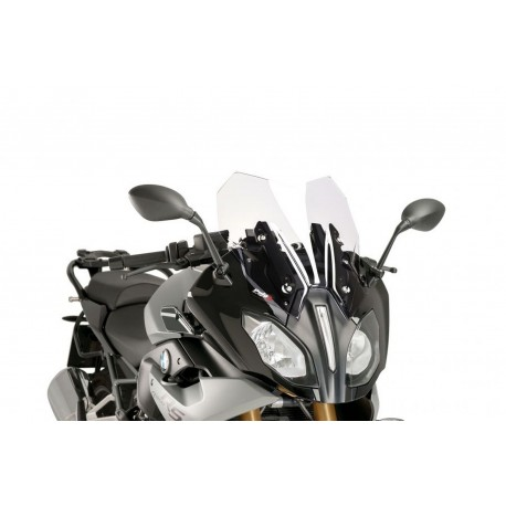 Bulle Racing Puig claire Bmw R 1200 RS 15 - 17