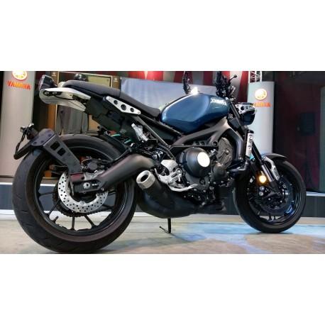 Support de plaque Accedesign Ras de roue - Yamaha XSR 900 16-17