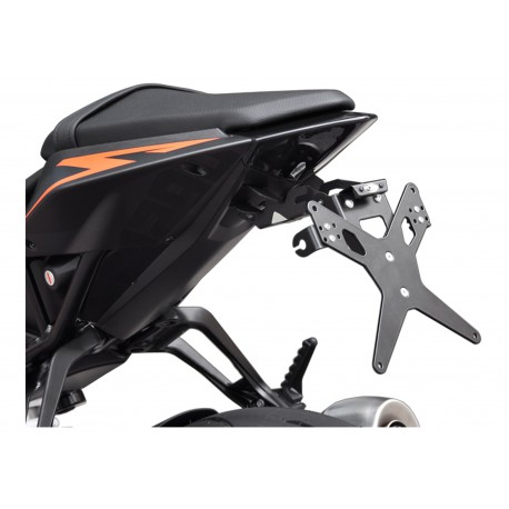 PROTECH Profiline license plate holder - KTM 1290 Superduke R 14-17 ...