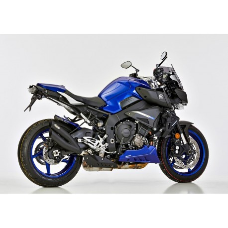 Exhaust Hurric Pro2 for Yamaha MT-10 /SP 16/+