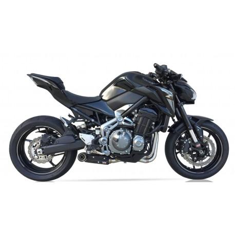 Ligne complète Ixil Super Xtrem pour Kawasaki Z900 16-19 // 2020/+ | Carbone