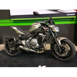 """Accedesign \""""Ras de roue\"""" Kennzeichenhalter - Kawasaki Z650"""