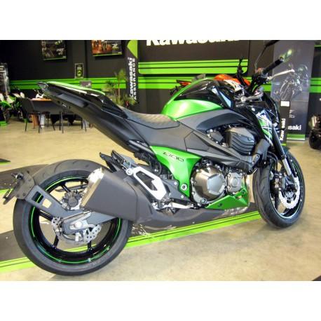 Support de plaque Accedesign Ras de roue - Kawasaki Z800 / Z750 07-12