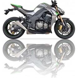 Auspuff Ixil Slashed Cone Xtrem euro3 für Kawasaki Z1000 10-16 / Z1000 SX 10-16