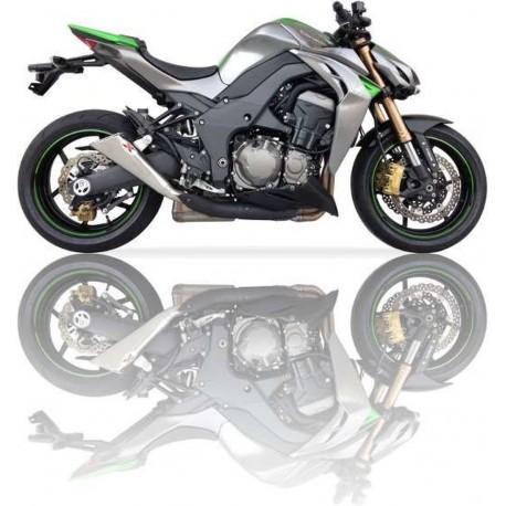 Echappement Ixil Slashed Cone Xtrem euro3 pour Kawasaki Z1000 10-16 / Z1000 SX 10-16