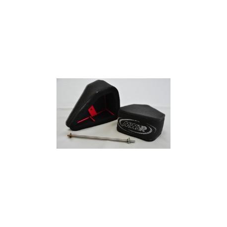 Filtre à air MWR (2pcs) pour Ducati 996R/998/BIP/S/R