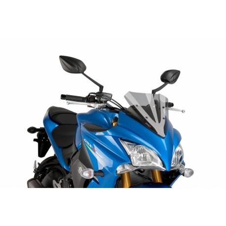 Bulle Puig fumé claire - Suzuki GSX-S 1000 F 15-17
